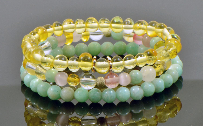 amber girl bracelet